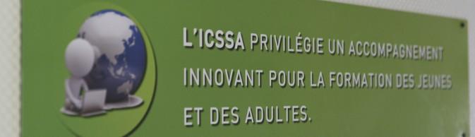 Centre de formation ICSSA rue des quatre vents Niort