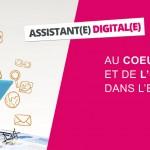 Formation assistant(e)/secrétaire digital(e)